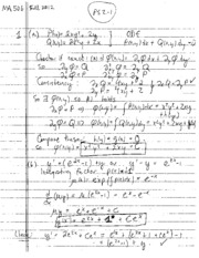 ma 507 mathematical methods of physics kentucky page 1. Black Bedroom Furniture Sets. Home Design Ideas