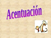 Acentuacion