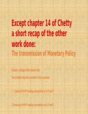 The transmission of Monetary Policy.pptx