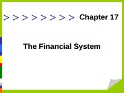 13.Financial system