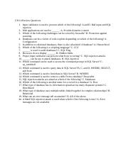 CEH CH 14 review questions