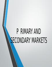 FIN4243_Lecture 2_Primary and Secondary Market.pptx