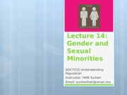 Lecture 14-Gender and Sexual Minorities.pptx