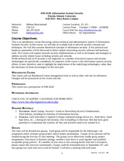 Syllabus_ISM4320_Fall2011- Dr B