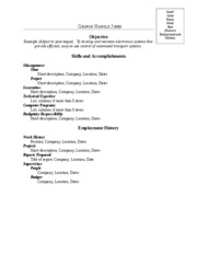 Worksheets Resume Outline Worksheet resume outline worksheet writing sample resume