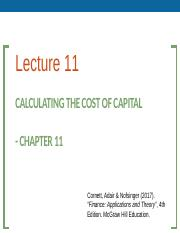 Lecture 11 (Long-term Financing I).pptx