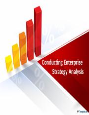 Conducting Enterprise Strategy Analysis.pptx