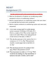 ME407 Assignment_1