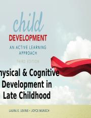 Physcial & Cognitive Dev in Late Childhood PPT Canvas.pptx