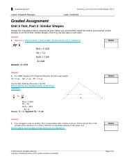 Unit 3 Test-Similar Shapes, Part 2.docx