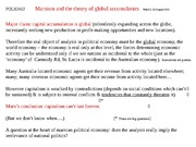 Lecture 4 POLS2402 (Marxism and global accumulation)