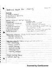 Learning Notes