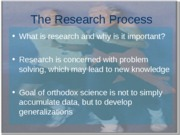 Lab 2 - The research process