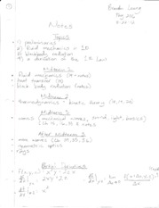 PHY206 ALL LECTURE NOTES