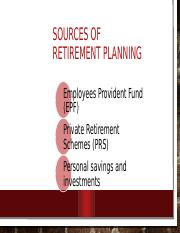 Sources of Retirement Planning.pptx