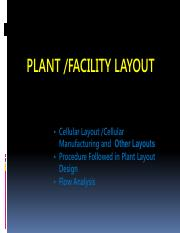Plant Layout and Design Lecture  Dec 2017 PART II.pdf