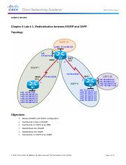 CCNPv7_ROUTE_Lab4-1_Redistribution_EIGRP_OSPF.doc