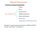 Lecture 3 Manual Transmissions (3)