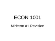 Midterm revision 1