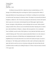 The Spirit of 76 - Primary Essay 2.docx