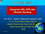 CH8_Intergrated of GPS,GIS and Remote Sensing