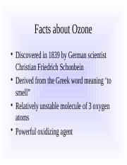 facts_about_ozone