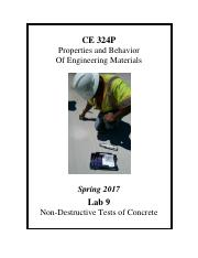 Lab 9 Manual - NDT - S17