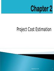 Chapter 2. Project Cost Estimation.ppt.