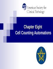 Chapt 8 Cell Counting Automation.ppt