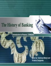The History of Banking.ppt