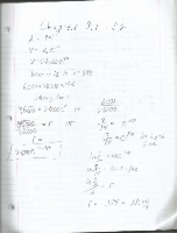 MA 180 Notes 5.1 - 5.2 Part 1