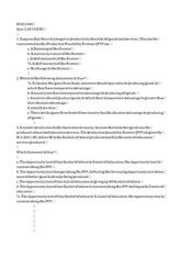 buss 1040 essay
