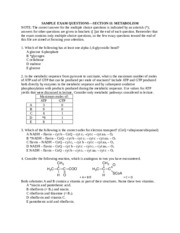 Exam 2 Sample Sp13