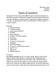 lab report- types of reactions (1).pdf