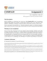 Assignments - Assignment 2 specification.pdf