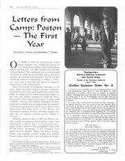 Letters from camp_ poston the first year