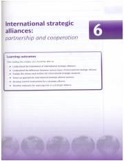 Global Strategic Management-Frynas and Mellahi-2nd edition-Chapter 6