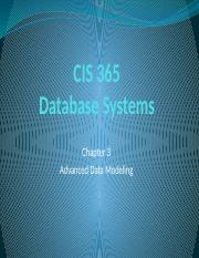 CIS 365 Chapter 3.pptx