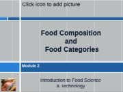 Module02_FoodCompositionandFoodCategories