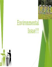 Environmental Issue!!!.pptx