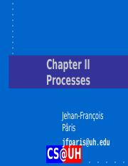 Chapter II  Processes.ppt