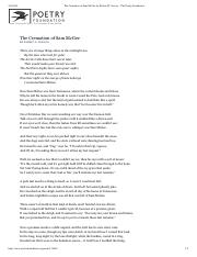 The Cremation of Sam McGee by Robert W. Service - The Poetry Foundation.pdf