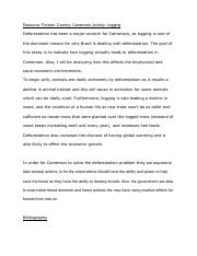 geog human impact on the environment university of 2 pages geography essay proposal pdf