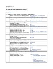 Chapter 1 Study Guide Student PartC - Copy - Copy