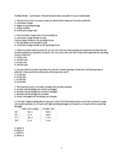 Sample Exam 2 and Solution for Spring 2014