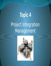 Topic4 Integration
