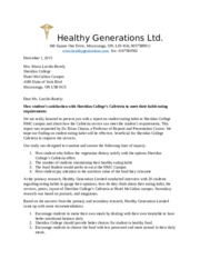 Healthy Generations Ltd
