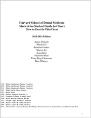 HSDM_guide2010_2011