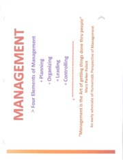 Innovational Management