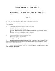 Banking & Financial Systems (2).doc